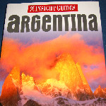 Argentina Travel Books