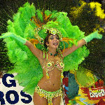 Gualeguaych� Carnaval - Entre Rios, Argentina